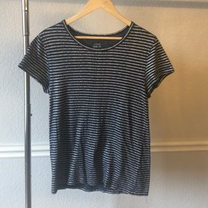 J Crew Painter Tee size Large